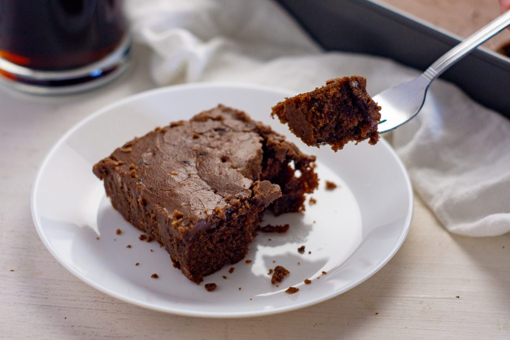 Chocolate Coca Cola Cake