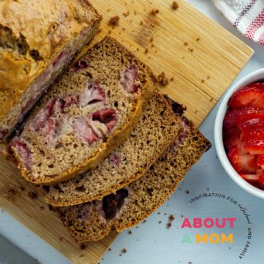 Low Calorie Strawberry Bread Recipe