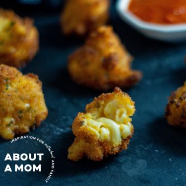 fried mac and cheese balls recipe