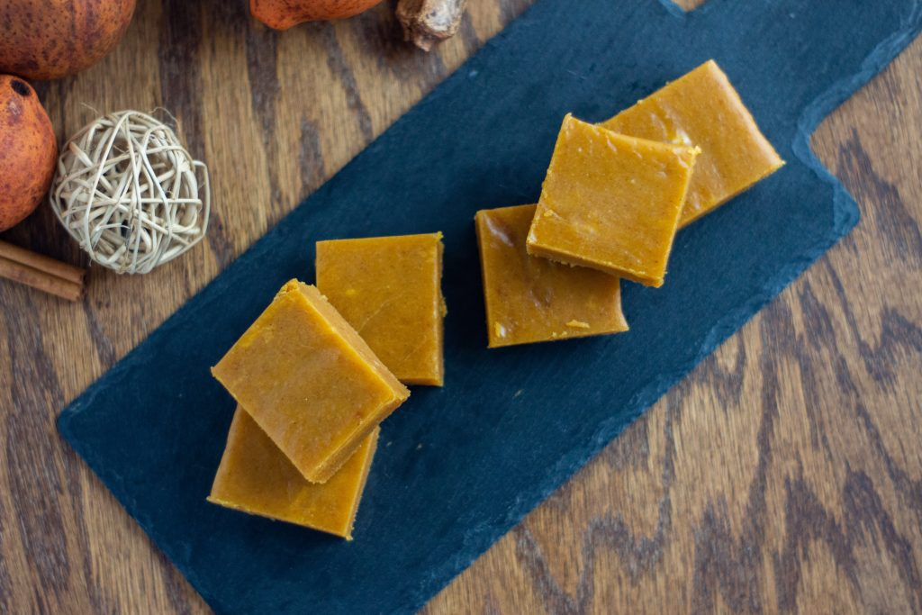 Easy Pumpkin Fudge Recipe