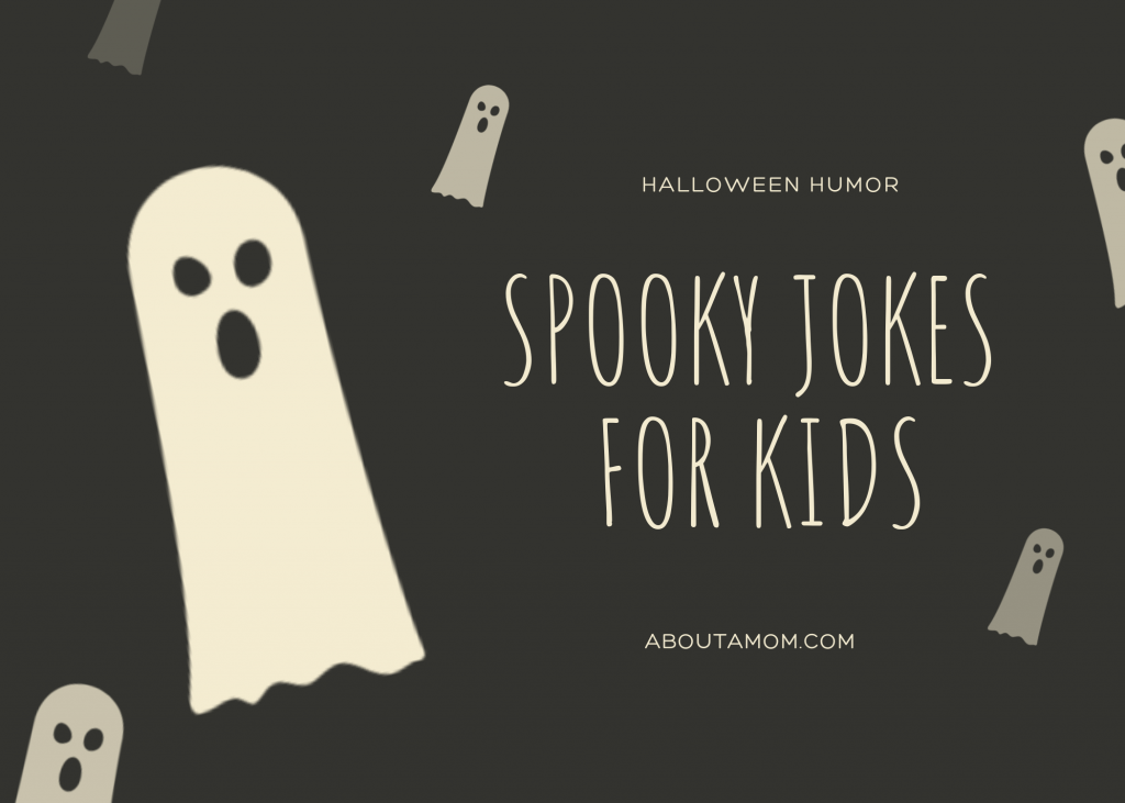 Halloween Humor - Spooky Jokes for Kids