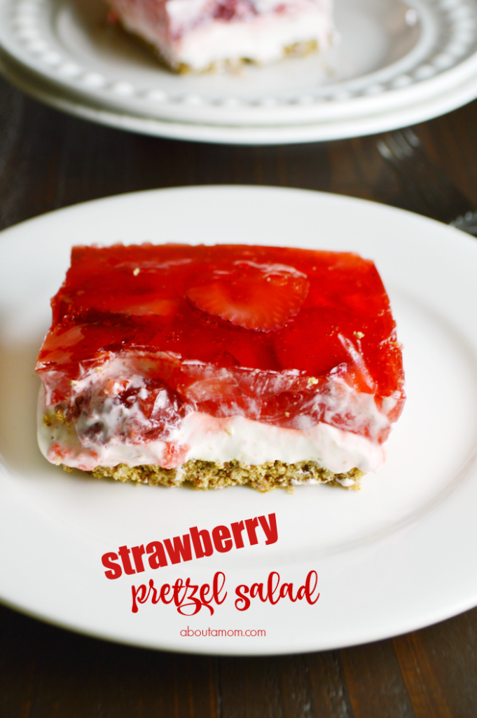 This classic strawberry pretzel salad will never go out of style. But is it a salad or a dessert? Try this recipe and decide for yourself!