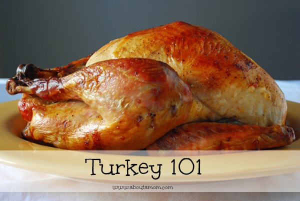 Turkey 101 - How to Roast a Turkey