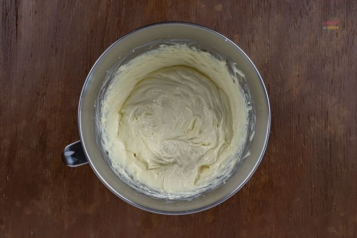 whipped cheesecake batter