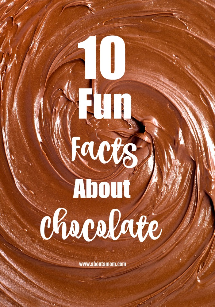 10 Fun Facts About Chocolate