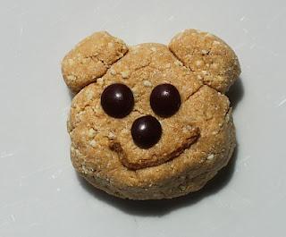 Edible Peanut Butter Play Dough