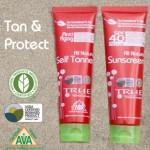 TRUE Natural Tan & Protect Kit Review & Giveaway