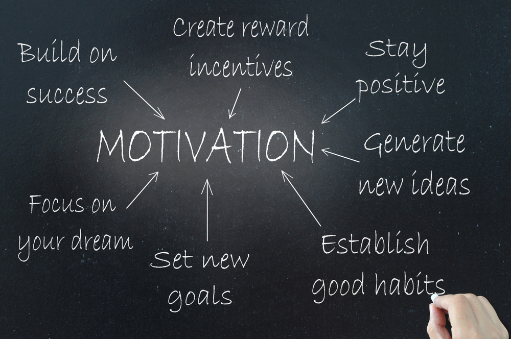 Having trouble getting things done? Here are 5 surefire ways to get and stay motivated!