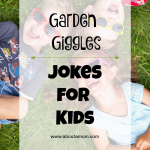 children laughing at jokes