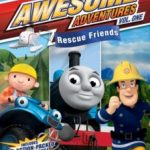 Awesome Adventures: Rescue Friends DVD Review