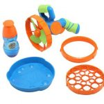 Outdoor Fun With Bubbles and Water Balloons: Imperial Toys Review