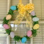 Easy $4 Easter Wreath Craft
