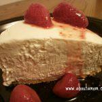 McCormick Look Book: No-Bake Vanilla Cheesecake Recipe