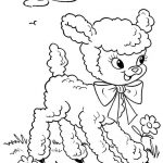 Printable Coloring Pages for Easter