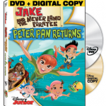 DVD Review: Jake and the Never Land Pirates: Peter Pan Returns