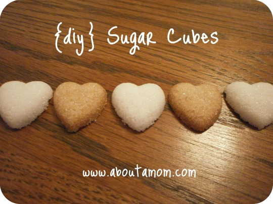 diy} Sugar Cubes - About A Mom