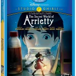 The Secret World of Arrietty DVD/Blu-Ray Combo Pack Review & Giveaway