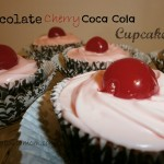 Chocolate Cherry Coca Cola Cupcakes Recipe