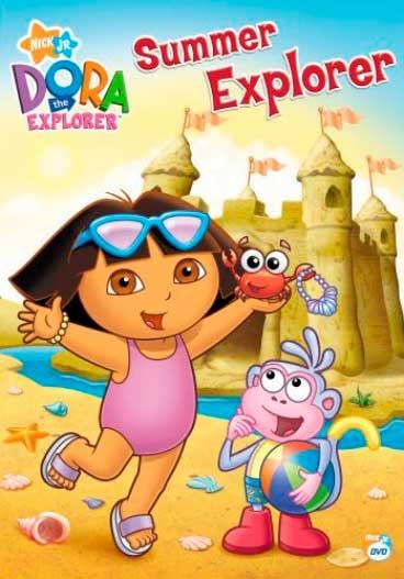 Nickelodeon Dora And Max Amp Ruby Summertime Dvd Combo