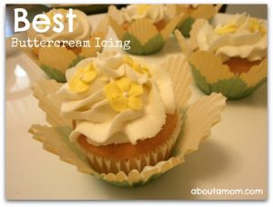 best buttercream icing recipe