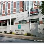 Our Weekend Getaway at Embassy Suites