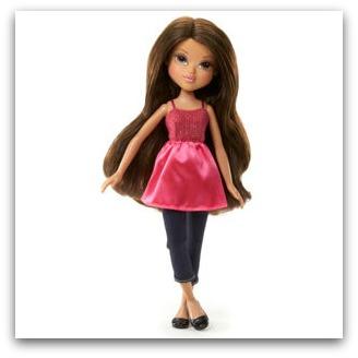moxie girlz doll