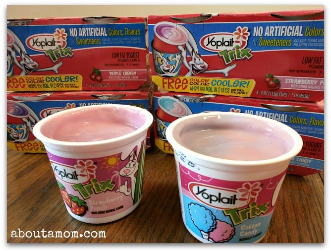 Yoplait Trix Yogurt is Healthy and