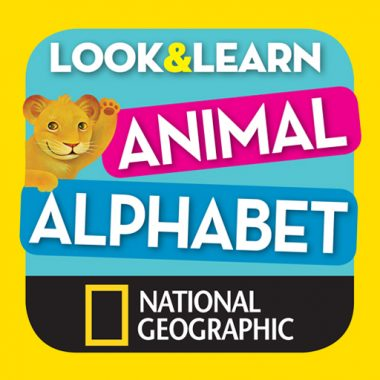 Look & Learn Animal Alphabet