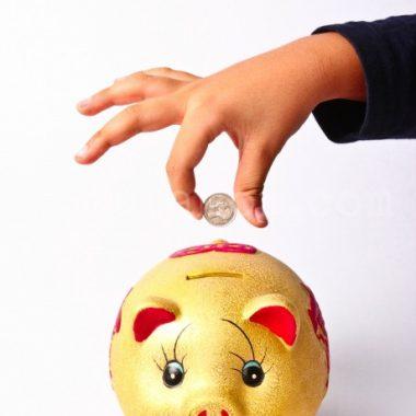 Teaching Children About A Money