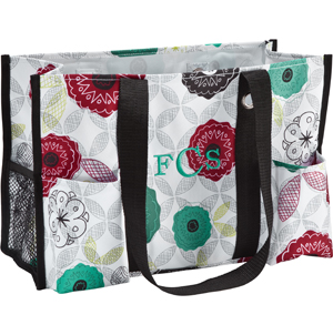 This Versatile Ious Tote Keeps Your Clutter Organized Great For Cleaning Supplies Or Sporting Gear Use As An Everyday Gym Bag