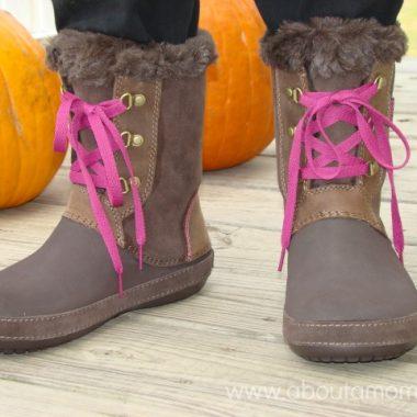 Crocks Women's Berryessa Hiker Boots