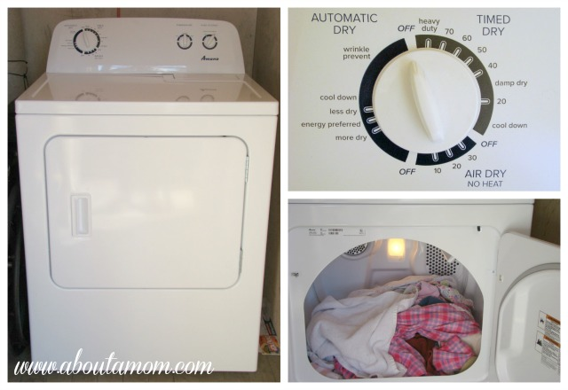 Doing Laundry the Right Way with My Amana HighEfficiency Washer and