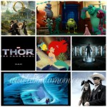 Disney Movie Line Up for 2013