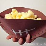 DIY Super Bowl Snack Cups