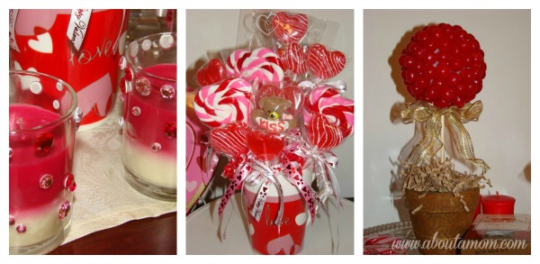 DIY Candy Bouquet and More Dollar Store Crafts for Valentine's Day