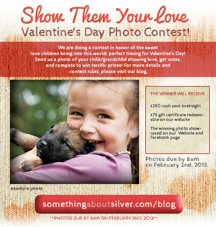 Show Them Your Love Valentine's Day Photo Contest