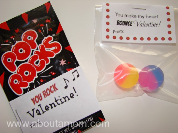 simple homemade valentines for kids with free printables - Home Made Valentines