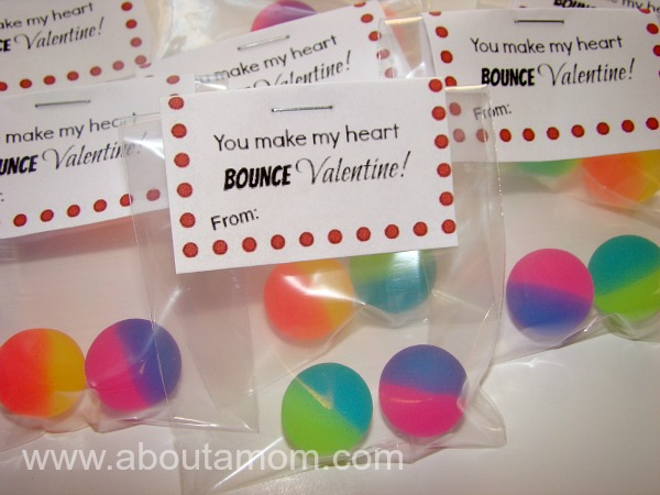these are simple and inexpensive enough to make homemade valentines
