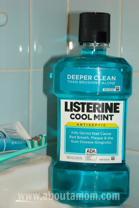 Create Healthy Habits with the Listerine 21 Day Challenge