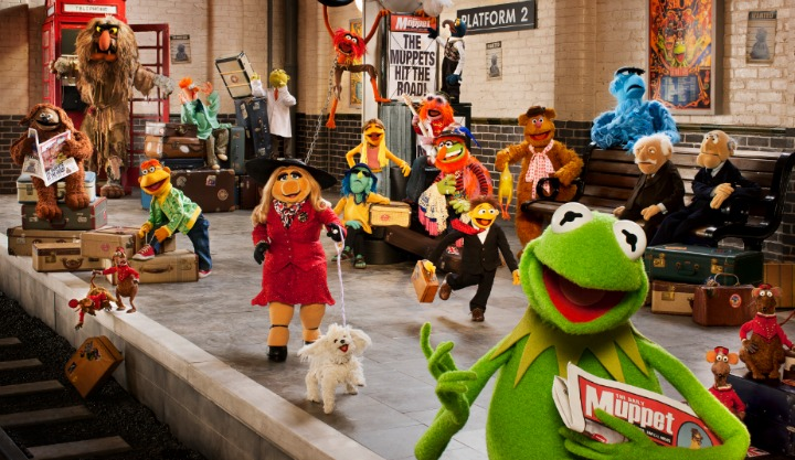 Disney The Muppets Again