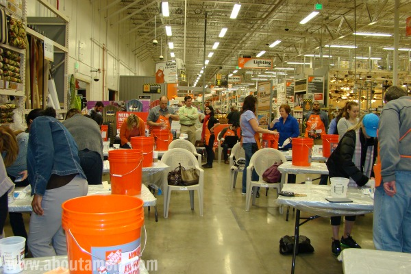 The Home Depot Do It Herself Workshop Dihworkshop