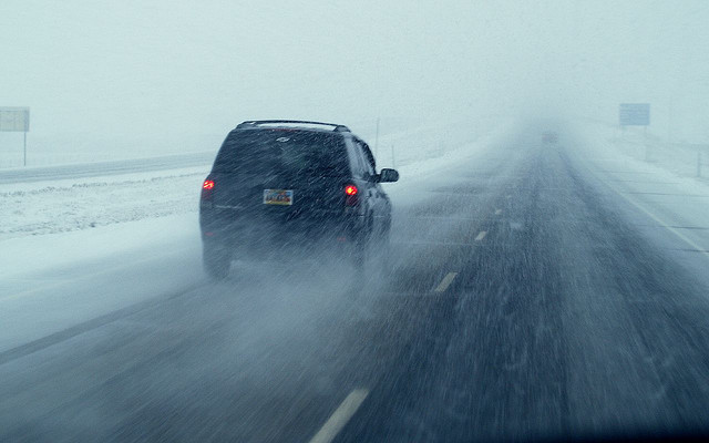 Three Ways to Avoid Salt Damage to Your Car this Winter