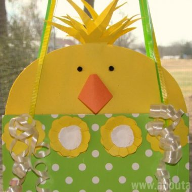 Easter Chic Gift Bag Pinata