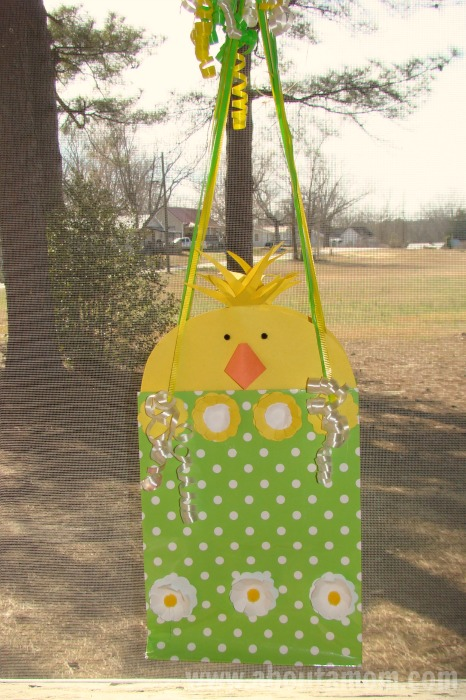 Easter Chic Gift Bag Pinata