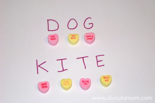 Fun Ways to Teach with Conversation Hearts