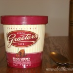 My Favorite Things: Graeter's Black Cherry Chocolate Chip Ice Cream and a Giveaway