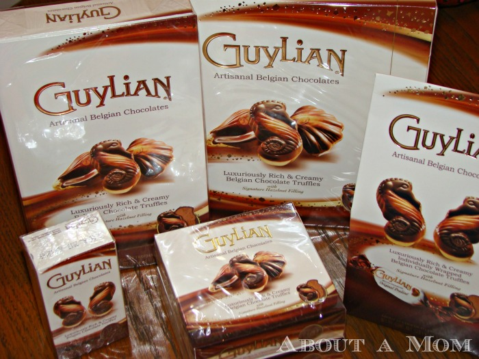 Guylian Chocolates for Valentine's Day
