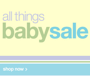 Sears All Things Baby Sale