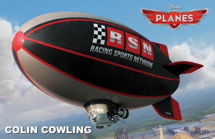 Disney Planes Colin Cowling