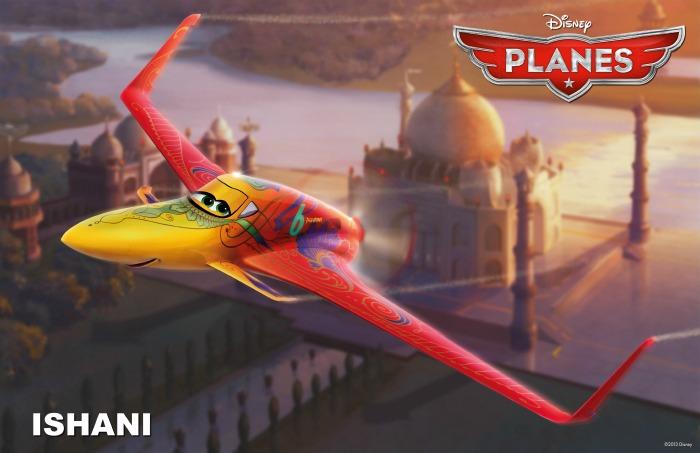 Disney Planes Ishani